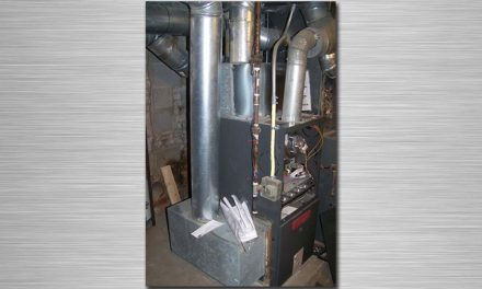 80,000 Btu furnace with 9″ ducts
