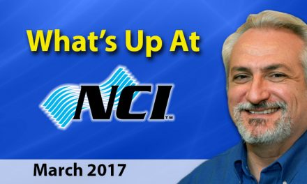 What's Up at NCI – March 2017