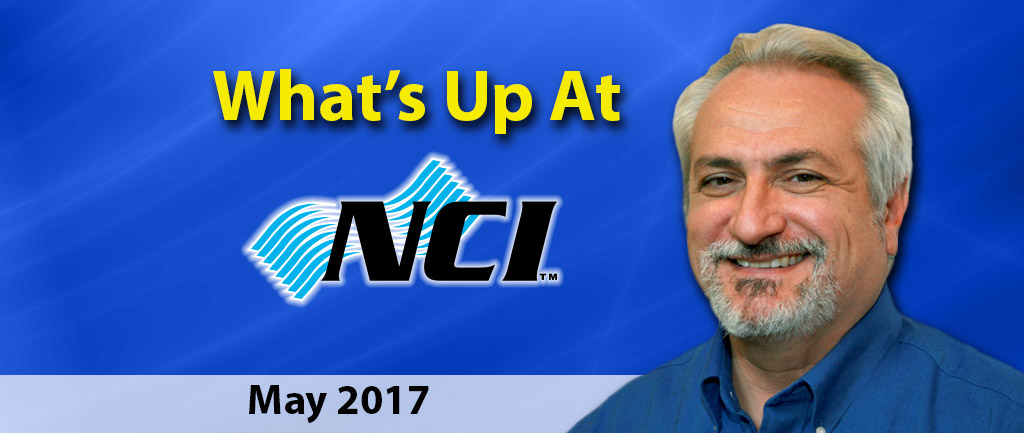 What's up in May 2017