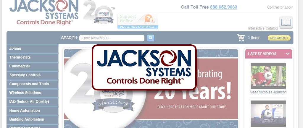 Vendor Spotlight: Jackson Systems, LLC. — Keeping Customers Comfortable