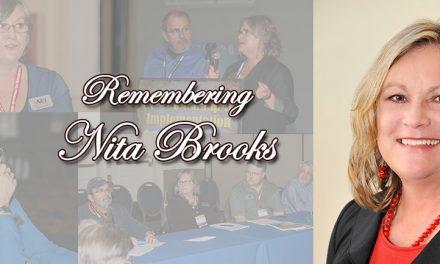 Remembering Nita Brooks