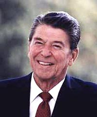 Ronald Reagan was the epiitome of a great leader