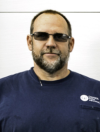 John Fullen, Operations Manager, Control Point Mechanical, Shrewsbury, MA