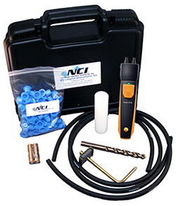 High Performance Wireless Static Pressure Kit