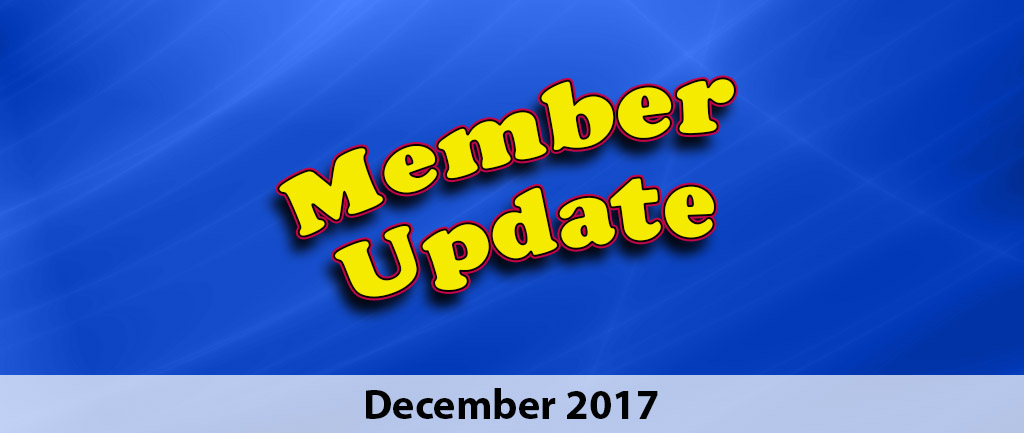 National Comfort Institute, Inc. Member Update – December 2017