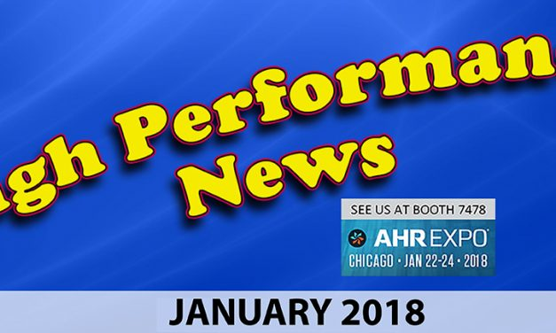 January 2018 High Performance News