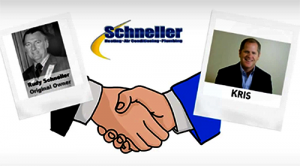 Passing the Schneller brand to Knochelmann