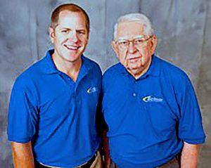 Kris and John Knochelmann
