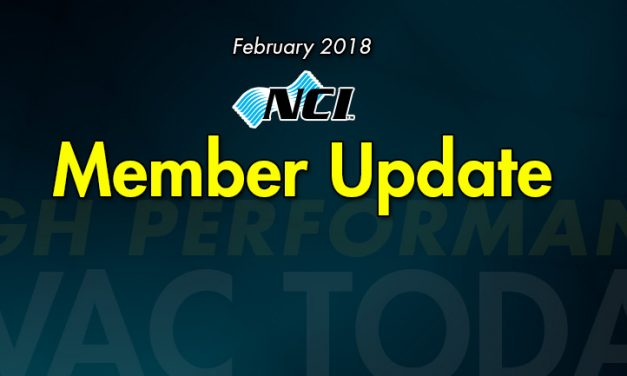 February 2018 Member Update