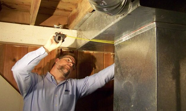 Measure and Repair Duct System Heating and Cooling Losses
