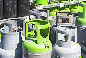 #HVAC Refrigerant gas cylinders