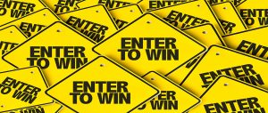 The December 2019 contest is open. Remember, you cannot win if you don't enter.