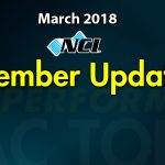 March 2018 Member Update