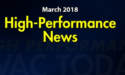 March 2018 High Performance News
