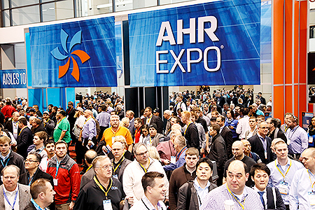 AHRExpo breaks all #HVAC records