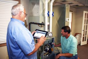 #HVAC system data used for diagnostics and corrections