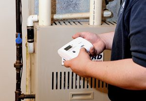 #HVAC technicians should all be equipped with personal CO monitoring devices