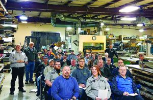 #HVAC contractor trains employees on safety