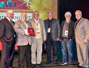 NCI's 2018 Medium Contractor of the Year Winner is Getzschman Heating, LLC, Fremont, NB