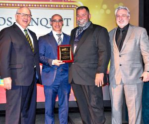 NCI's 2018 Traning Excellence Award winner is All Pro Plumbing, Heating, and AIr Conditioning, Ontario, CA