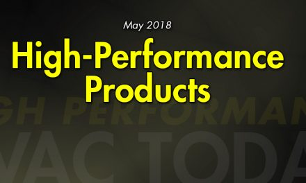 May 2018 High Performance Products