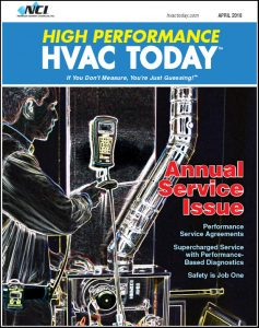 HVAC Today April 2018
