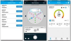 NCI TSI AP500 mobile app