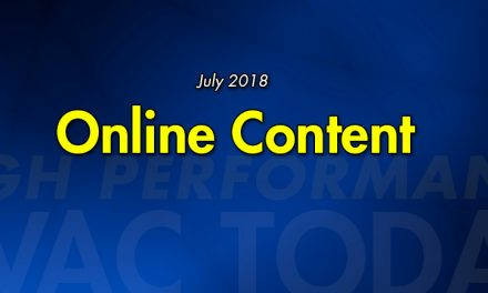 July 2018 Online Content