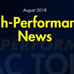 August 2018 High Performance News