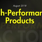 August 2018 High Performance Products