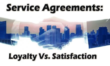 Three Tips for Increasing Service Agreement Sales
