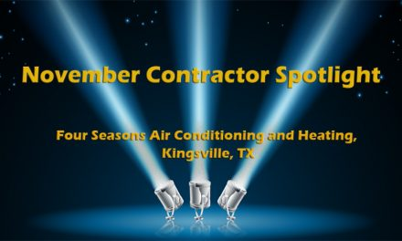 Contractor Spotlight on Four Seasons Air Conditioning: Taking Their Market by Storm