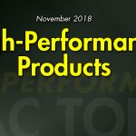 November 2018 High-Performance Products
