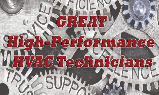 What Makes a GREAT High-Performance HVAC Technician?