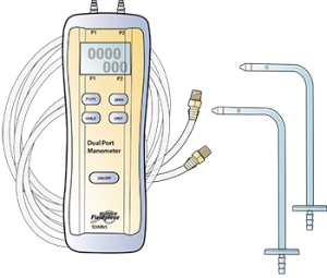Static Pressure Testing Tools from Fieldpiece
