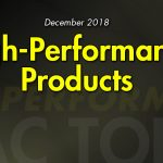 December 2018 High-Performance Products