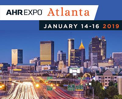 2019 AHR Exposition, Atlanta GA