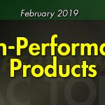 February 2019 High-Performance Products