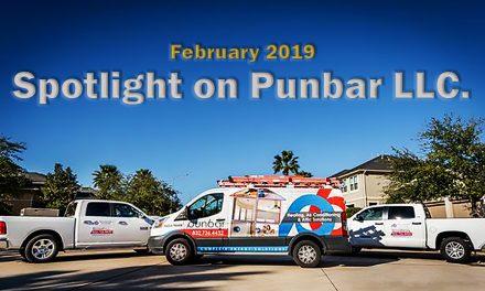 February 2019 Contractor Spotlight: Punbar LLC