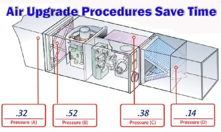 Air Upgrade Procedure Saves Time for Techs and Customers