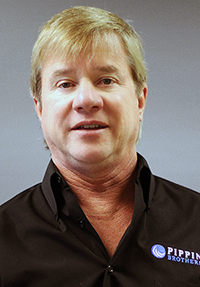 Mark Pippin, president, Pippin Brother, Inc.