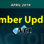 April 2019 NCI Member Update