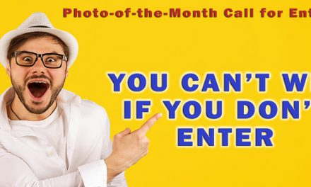 Call for JULY 2020 Photo of the Month Entries