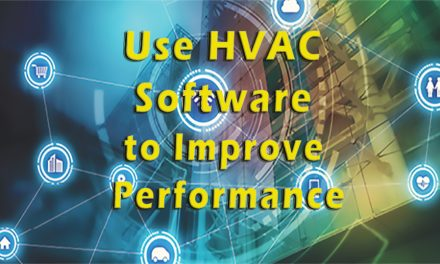 Use HVAC Software  to Improve Performance