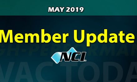 May 2019 Member Update