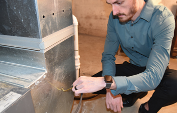 Performing the proper HVAC system tests and diagnostics