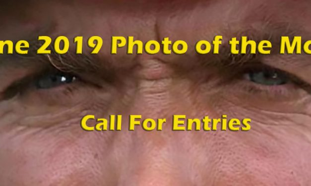 June 2019 Photo-of-the-Month Call for Entries