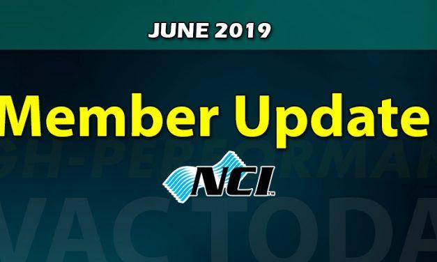 June 2019 Member Update