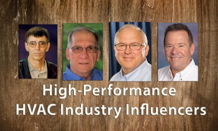 High-Performance HVAC  Industry Influencers