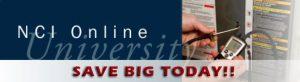 NCI Member Benefit Online University